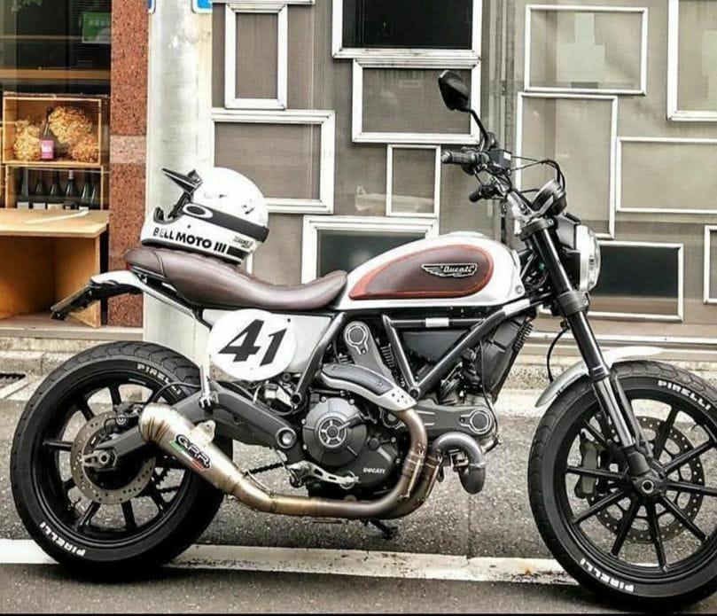 GPR Escape Hom DEEPTONE INOX Suzuki SV 650 A 2016 16 2017 17
